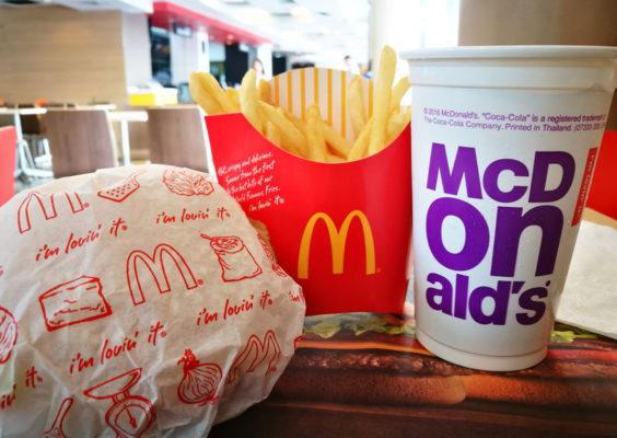 McDonald's English