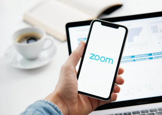 Zoom English conversation